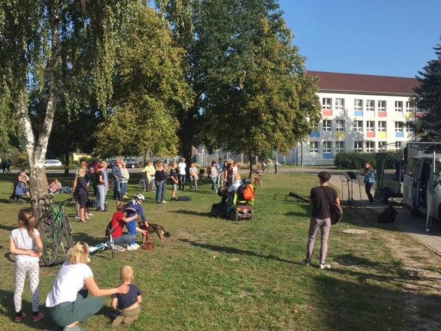 Beethoven Flashmob Lübben